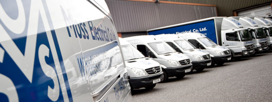 Moss Electrical Vehicle Fleet